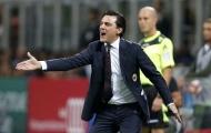 HLV Montella: 'Tôi chỉ cần thắng AEK và nghĩ đến chức vô địch'