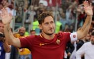 Totti đề cử bạn thân làm chủ tịch LĐBĐ Italia