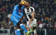 5 diệu kế giúp Juventus hạ bệ Napoli