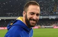 Thăng hoa cùng Juventus, Higuain quay sang đá xoáy thầy cũ