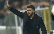 Gattuso: 'Chúng tôi đá như kẻ ngốc'
