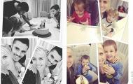 'Chồng đảm' Icardi tổ chức sinh nhật ấm cúng cho vợ yêu