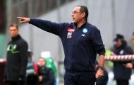 Bất lực trước Fiorentina, Sarri vẫn ung dung 'chém gió'