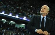 Chủ tịch Napoli: 'Tôi quá mệt mỏi khi được hỏi phải mua ai'