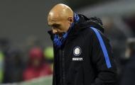 Spalletti: 'Inter đã mất dũng khí'