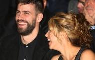 Pique quậy hết mình ăn mừng Shakira thắng giải Grammy