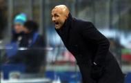 Spalletti thở phào khi chiến thắng đội bét bảng