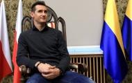 Sát thủ số 1 World Cup làm Công dân danh dự ở tuổi 40