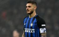 Icardi 'than thân trách phận' khi không giúp được Inter