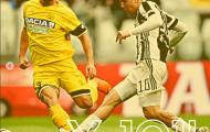 Dybala sướng rơn khi đạt cột mốc 100 bàn trong sự nghiệp