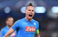 Đội trưởng Hamsik tin Napoli sẽ lấy hết điểm tại Serie A