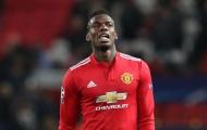 Paul Pogba và những bi kịch tại Man United