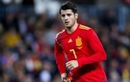 Morata đáp trả sau khi bị loại 'muối mặt' khỏi tuyển Tây Ban Nha