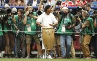 Bùng nổ cùng tiếng trống điệu nghệ của Ronaldinho tại chung kết