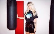 Đi tập boxing, vợ Icardi cũng lộng lẫy như 'bà hoàng'