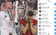 Đây là cách Ramos đáp trả lời miệt thị của Lovren