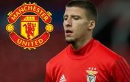 Cập nhật vụ Man Utd mua trụ cột Benfica: Tin vui từ Bồ Đào Nha!