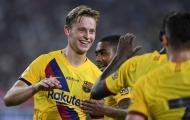 Frenkie de Jong: 'Tôi muốn tránh được CLB đó tại C1 càng lâu càng tốt'