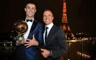 'Chính Real Madrid đã khiến Ronaldo không thể giành QBV năm ngoái'