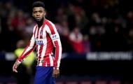 Không được xem trọng, mục tiêu của Arsenal, MU có thể rời Atletico