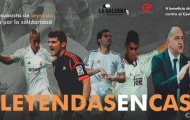 Casillas cùng các huyền thoại Real gây quỹ ủng hộ cuộc chiến chống corona