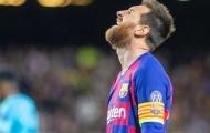 Có lần thứ 7 nhận vinh dự cao quý, đây là phản ứng của Messi