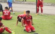 Thầy Park trở lại, U23 Việt Nam 'vật vã' với dây cao su