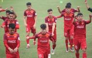 Trở về từ AFC Cup, Quang Hải và đồng đội vào guồng với U23 Việt Nam