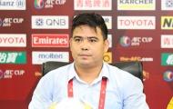 HLV Yangon United: 'Tôi không phàn nàn về quyết định của trọng tài'
