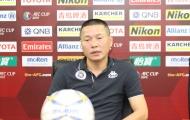 HLV Chu Đình Nghiêm nói gì về trận thua trước Yangon United?