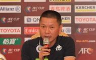 HLV Chu Đình Nghiêm nói gì trước trận đấu với Tampines Rover?