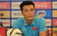 Thủ môn Bùi Tiến Dũng nói gì trước trận đấu với U23 Myanmar?