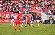 Hà Nội FC trở lại ngôi nhất bảng sau chiến thắng trước Hải Phòng