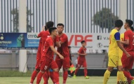 Sao trẻ U23 Việt Nam nói gì sau khi 'xé lưới' U18 Việt Nam?