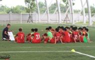 Thầy trò HLV từng dự World Cup sẵn sàng cho trận giao hữu với thầy Park