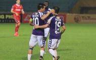 Văn Quyết ghi điểm với thầy Park, Hà Nội FC lên đỉnh V-League