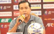 HLV trưởng B.Bình Dương than vãn trọng tài sau trận thua thứ 3 liên tiếp trước Hà Nội FC