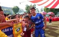 Sao U20 Việt Nam hào hứng với ngày hội giải Nhi đồng Bình Dương 2019
