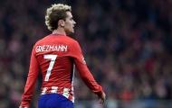 Man Utd phá két, quyết mang Griezmann về Old Trafford