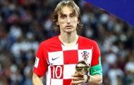 Modric vượt mặt Messi, Rakitic nói gì?