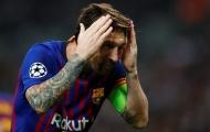Không phải Barca thắng, mà là Tottenham tự thua