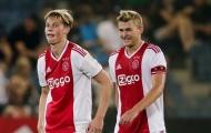 Vì lý do muôn thưở, Barca sắp vuột mất 'ngọc quý' Hà Lan