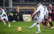 Max Allegri tiết lộ sự thật bất ngờ sau cú penalty của Ronaldo