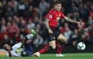 Lindelof đá ấn tượng, Man Utd vẫn được 'chỉ điểm' thêm một trung vệ thép