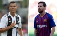'Có thể Messi sở hữu tài năng thiên bẩm trội hơn, nhưng Ronaldo mới...'