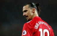 Có lẽ, chưa bao giờ Man Utd nhớ Zlatan Ibrahimovic đến thế