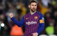 Barca đã tìm thấy 'bệ phóng' cho Messi sau đại thắng Lyon