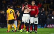 'Với Man Utd, đó là điều thất vọng nhất để nói'
