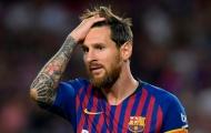 Sir Alex 'mách nước', Man Utd sẽ chặn đứng Messi