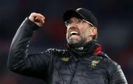 Klopp: 'Liverpool nên có 6, 7 cầu thủ nằm trong đội hình của năm'